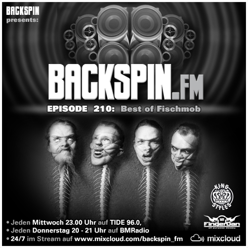 BACKSPIN FM – Episode 209 – Diggin' in the Crates mit Falk Schacht