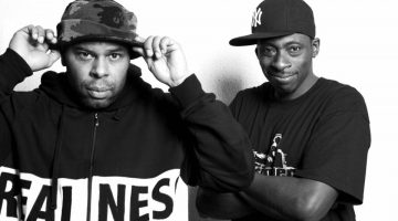 Pete Rock C.L Smooth live