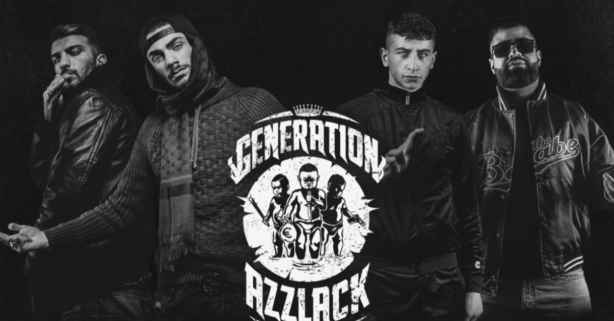 Generation Azzlack Tour
